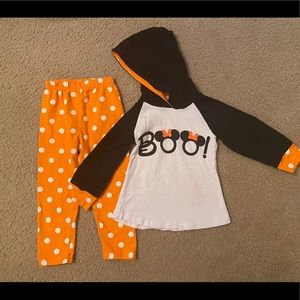 Minnie Mouse Halloween Outfit